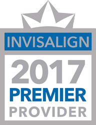 Dr. Rhodes is a Invisalign Premier Provider